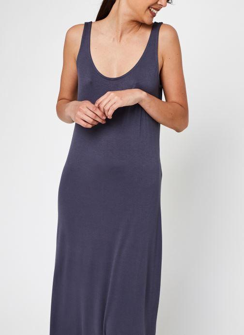 Vêtements Pieces Pckalli Tank Dress Bleu vue détail/paire