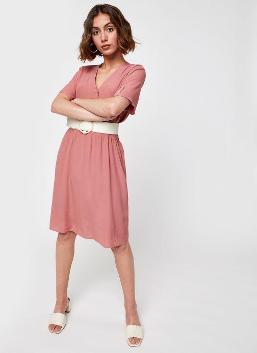 Kleding Pieces Pcginnie Dress Roze onder