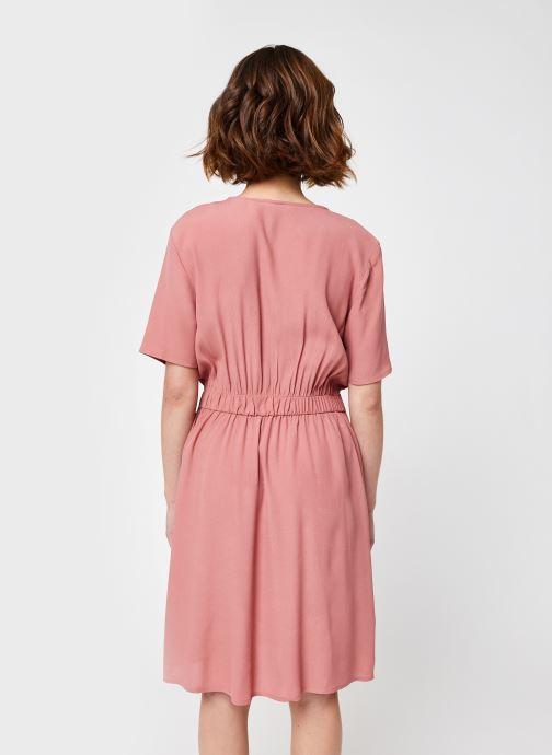 Kleding Pieces Pcginnie Dress Roze model