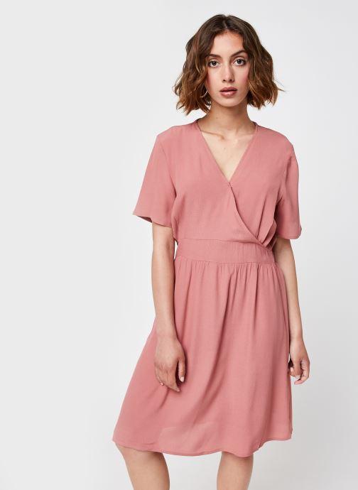 Kleding Pieces Pcginnie Dress Roze rechts