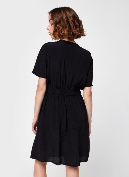 Kleding Pieces Pcginnie Dress Zwart model