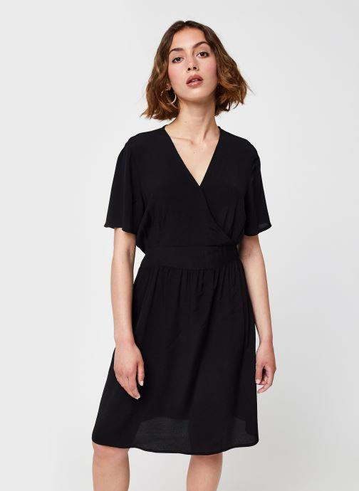 Kleding Pieces Pcginnie Dress Zwart rechts