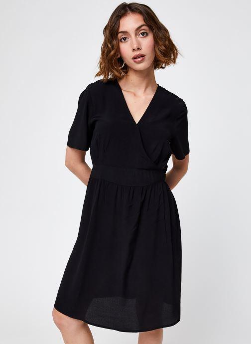 Kleding Pieces Pcginnie Dress Zwart detail