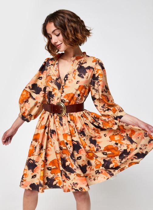 Abbigliamento OBJECT Objgalina Dress Multicolore vedi dettaglio/paio