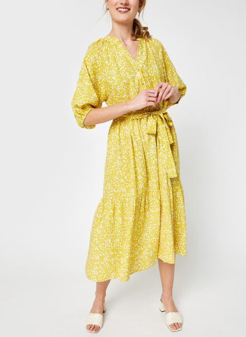 Tøj Accessories Objhessa Midi Dress