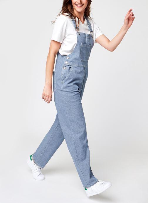 Abbigliamento OBJECT Objaisa Overalls Azzurro vedi dettaglio/paio