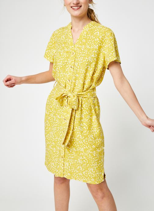 Abbigliamento OBJECT Objhessa Dress Giallo vedi dettaglio/paio