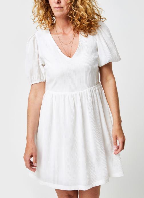 Abbigliamento OBJECT Objyasmina Dress Bianco vedi dettaglio/paio