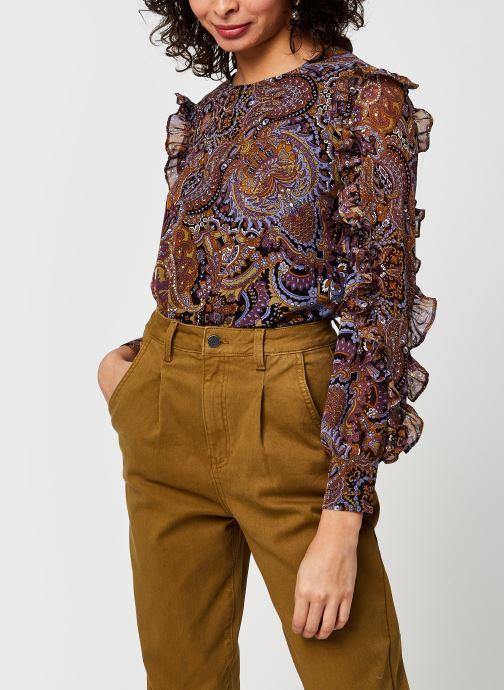 Abbigliamento OBJECT Objmarcin Top Multicolore vedi dettaglio/paio