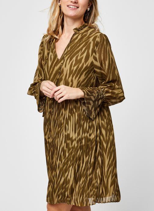 Abbigliamento OBJECT Objzania Dress Verde vedi dettaglio/paio
