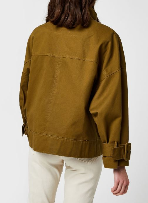 Kleding OBJECT Objpetra Jacket Groen model