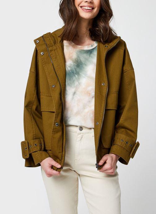 Kleding OBJECT Objpetra Jacket Groen detail