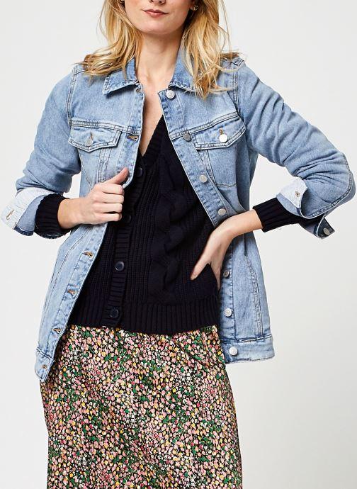 Abbigliamento OBJECT Objpetra Jacket Azzurro vedi dettaglio/paio