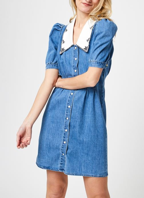Robe chemise - Objzoe Denim Dress