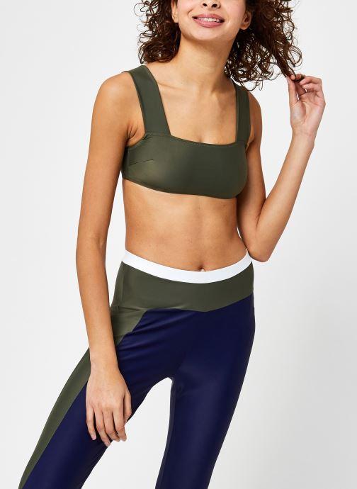 Vêtements Luz India Vert vue détail/paire