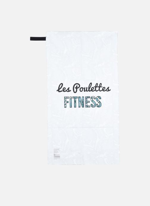 Sonstiges Les Poulettes Fitness Serviette Microfibre mehrfarbig schuhe getragen