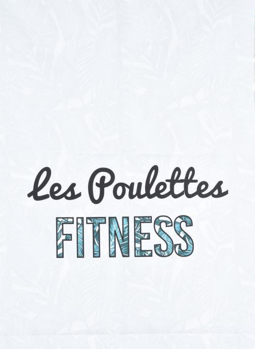 Sonstiges Les Poulettes Fitness Serviette Microfibre mehrfarbig ansicht von vorne