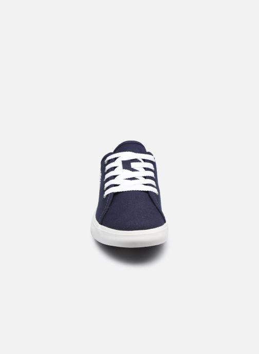 Baskets Timberland FTW KidsNewport Bay Bleu vue portées chaussures