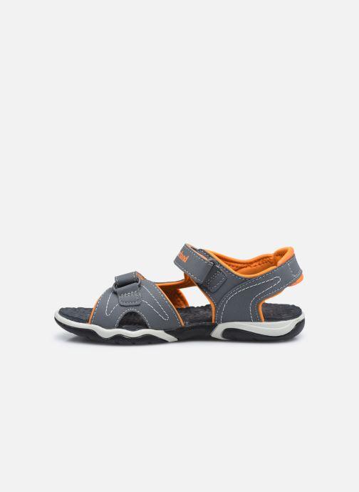 Sandali e scarpe aperte Timberland FTW KidsRest Outdoor Grigio immagine frontale