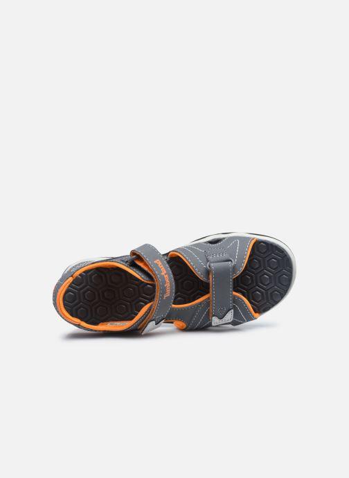 Sandali e scarpe aperte Timberland FTW KidsRest Outdoor Grigio immagine sinistra