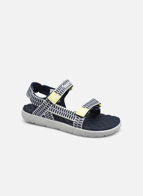 Sandales et nu-pieds Timberland FTW KidsPerkins Row Bleu vue détail/paire
