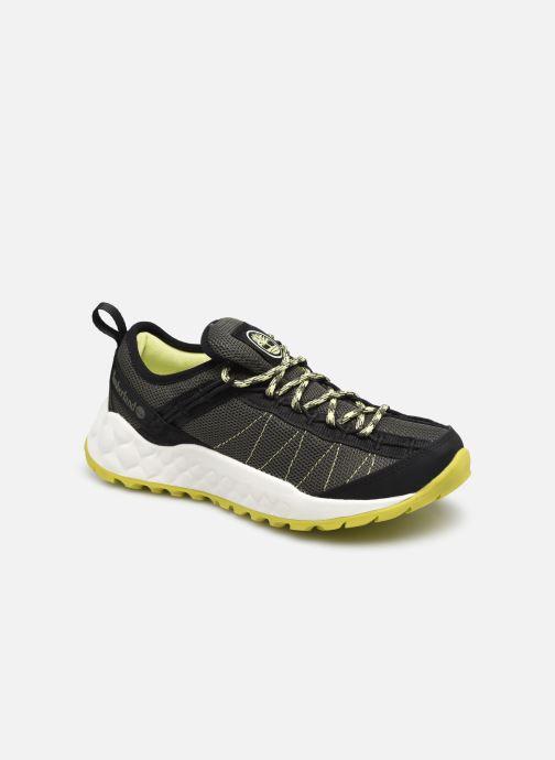 Zapatillas de deporte Timberland Solar Wave Low Fabric K Verde vista de detalle / par