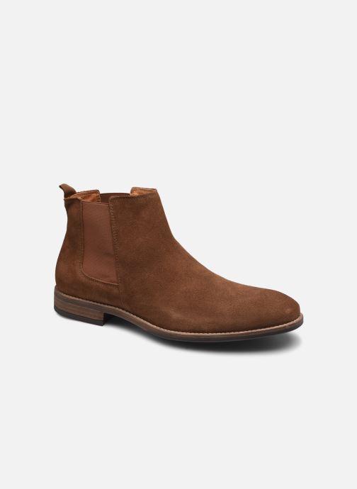 Stiefeletten & Boots Marvin&Co PNERI braun detaillierte ansicht/modell