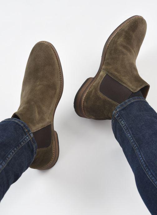 Boots en enkellaarsjes Marvin&Co PNERI Groen onder