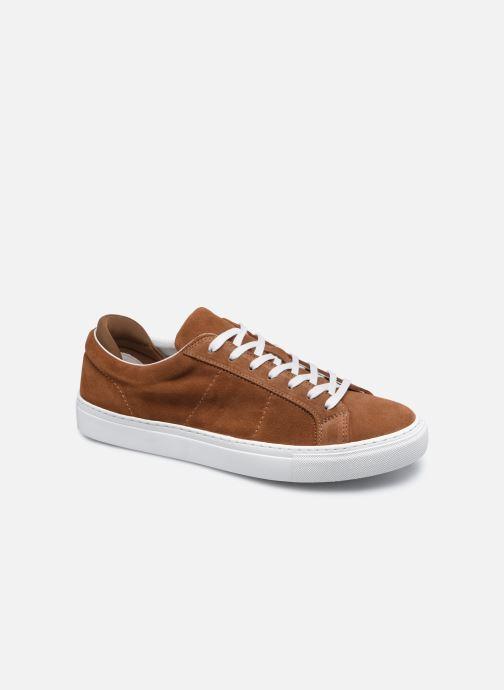 Sneakers Marvin&Co PLANDEN Bruin detail