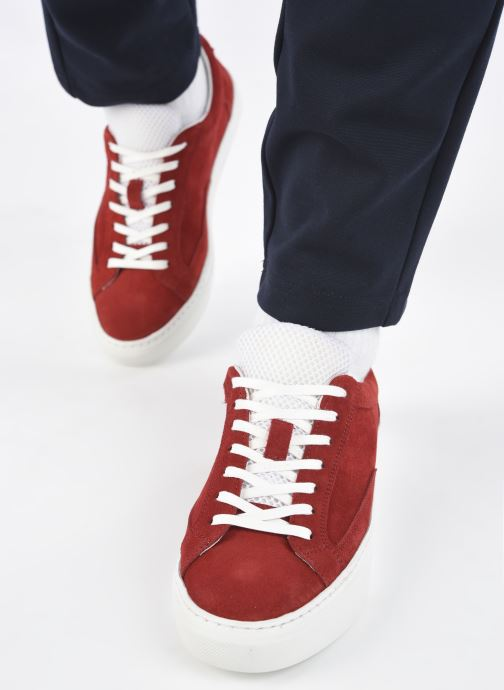 Sneakers Marvin&Co PBRICK Rood onder