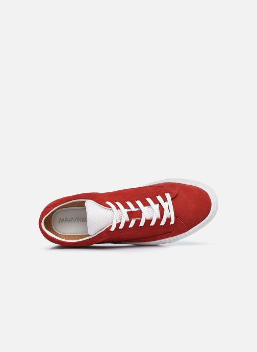 Sneakers Marvin&Co PBRICK Rood links