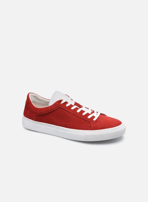 Sneakers Marvin&Co PBRICK Rood detail