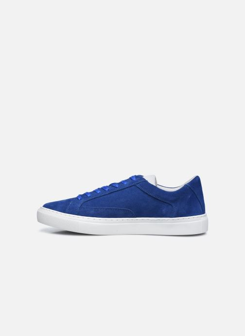 Sneakers Marvin&Co PBRICK Blauw voorkant