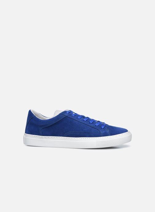 Sneakers Marvin&Co PBRICK Blauw achterkant