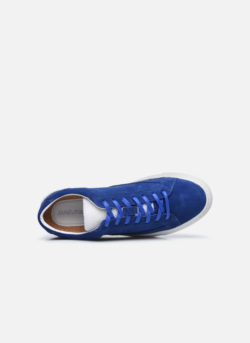Sneakers Marvin&Co PBRICK Blauw links