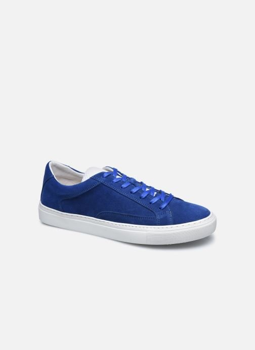 Sneakers Marvin&Co PBRICK Blauw detail