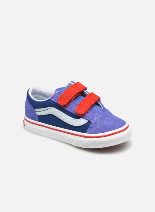 td old skool v (color block)bj