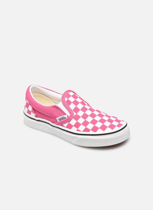 Sneaker Vans uy classic slip-on (checkerbrd)fch rosa detaillierte ansicht/modell