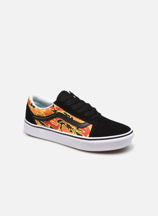 Baskets - jn comfycush old skool (flame camo) bl