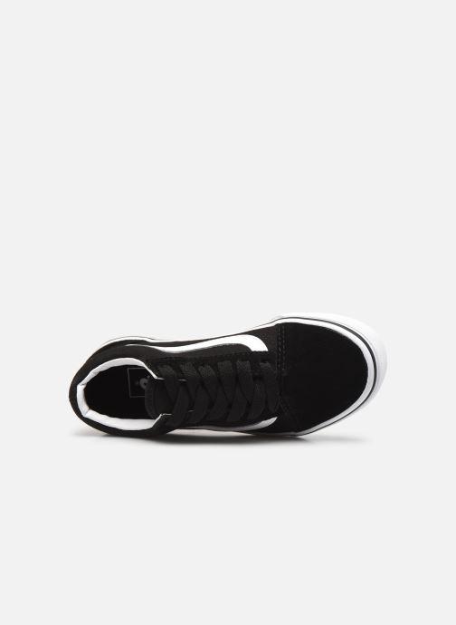 Sneakers Vans uy old skool (animal sidewal Zwart links