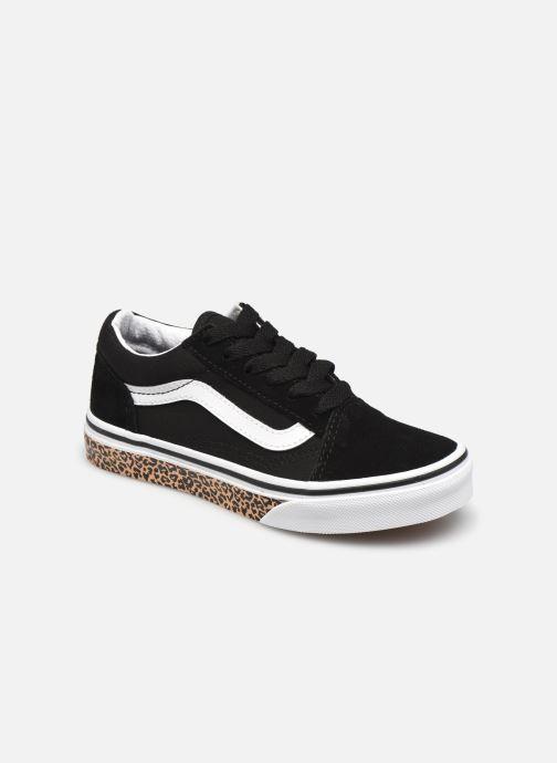 Sneakers Vans uy old skool (animal sidewal Zwart detail