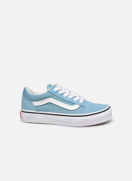 Sneakers Vans uy old skool delphinium blue Azzurro immagine posteriore