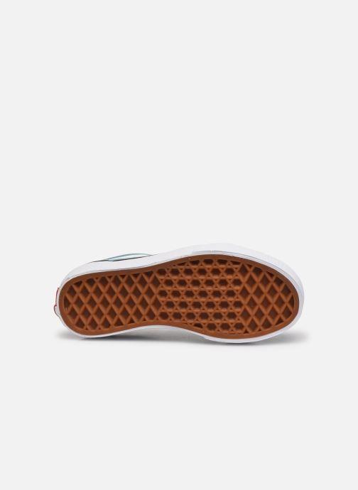 Sneaker Vans uy old skool delphinium blue blau ansicht von oben