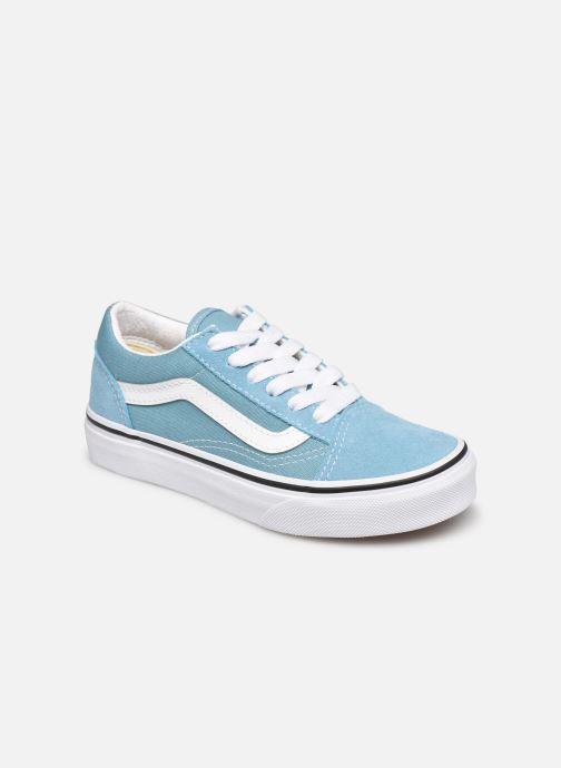 Sneakers Vans uy old skool delphinium blue Azzurro vedi dettaglio/paio