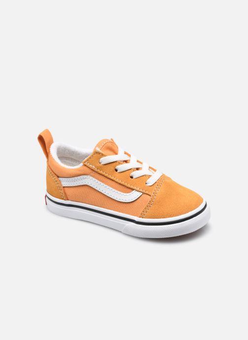 Sneaker Vans td old skool elastic lace golden nugget/ orange detaillierte ansicht/modell