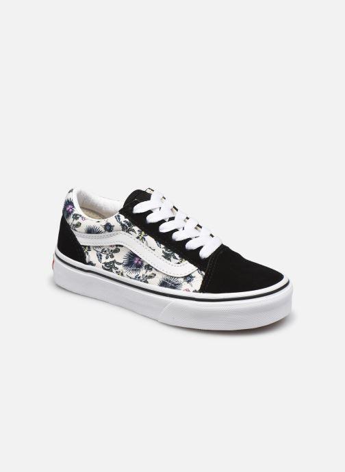 Sneakers Vans uy old skool (paradiseflorl) Wit detail
