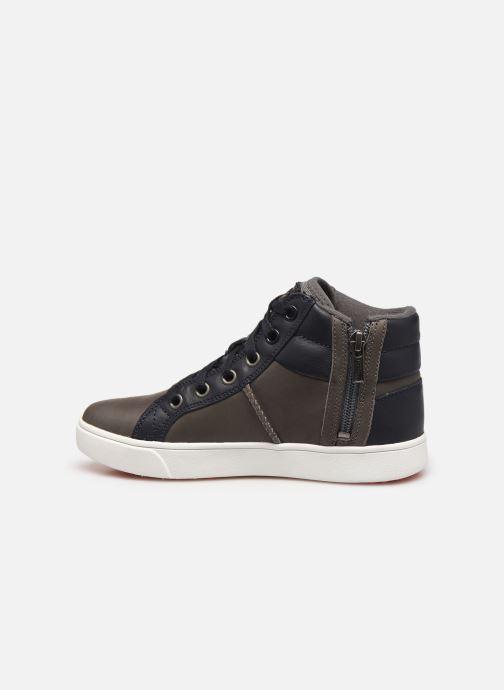 Sneaker UGG Boscoe Sneaker Leather braun ansicht von vorne