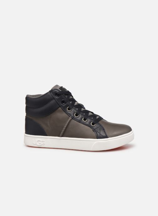 Deportivas UGG Boscoe Sneaker Leather Marrón vistra trasera