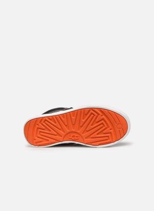 Deportivas UGG Boscoe Sneaker Leather Marrón vista de arriba