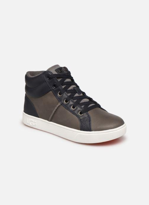 Deportivas UGG Boscoe Sneaker Leather Marrón vista de detalle / par